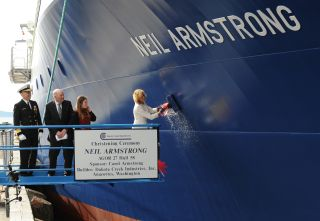 US Navy Names Ship to Honor Neil Armstrong