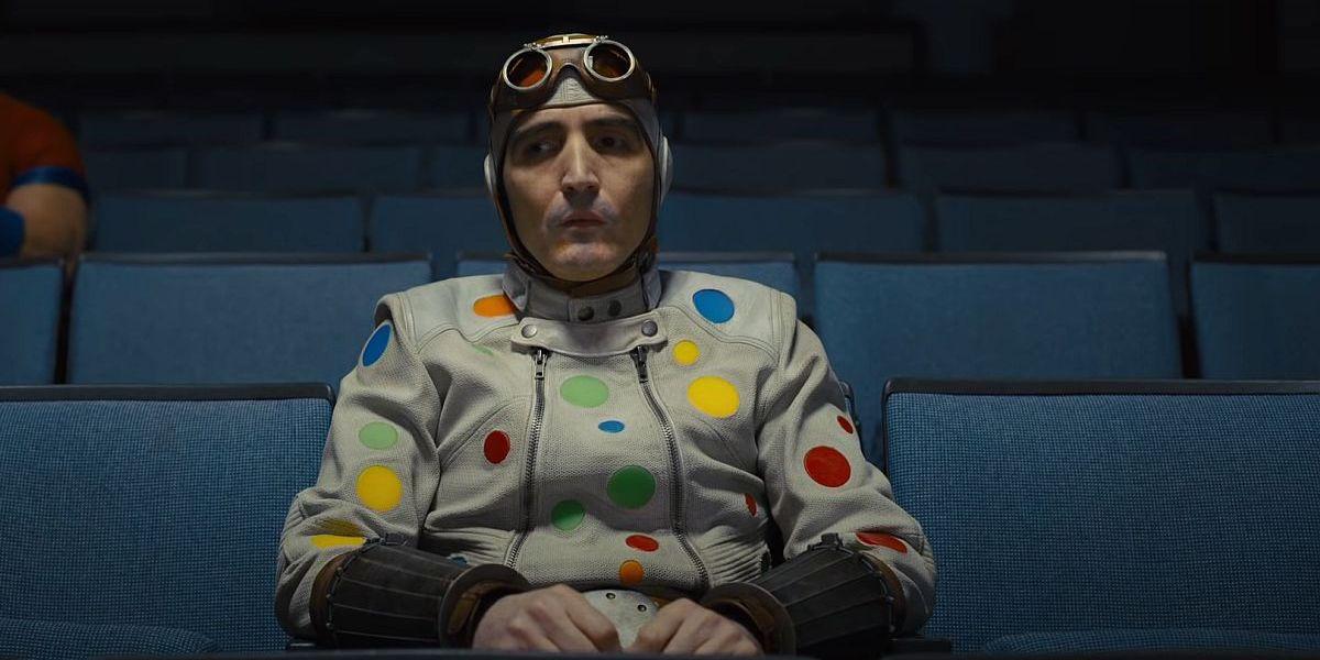 David Dastmalchian as Polka Dot Man in Suicide Squad