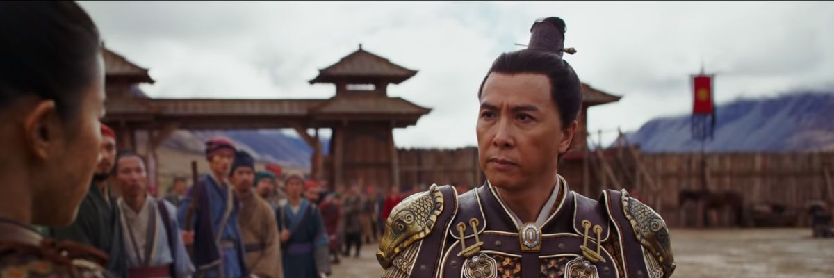Donnie Yen as Commander Tung