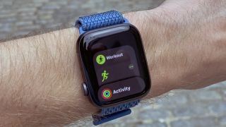 There's no shortage of fitness features on the Apple Watch 4 either