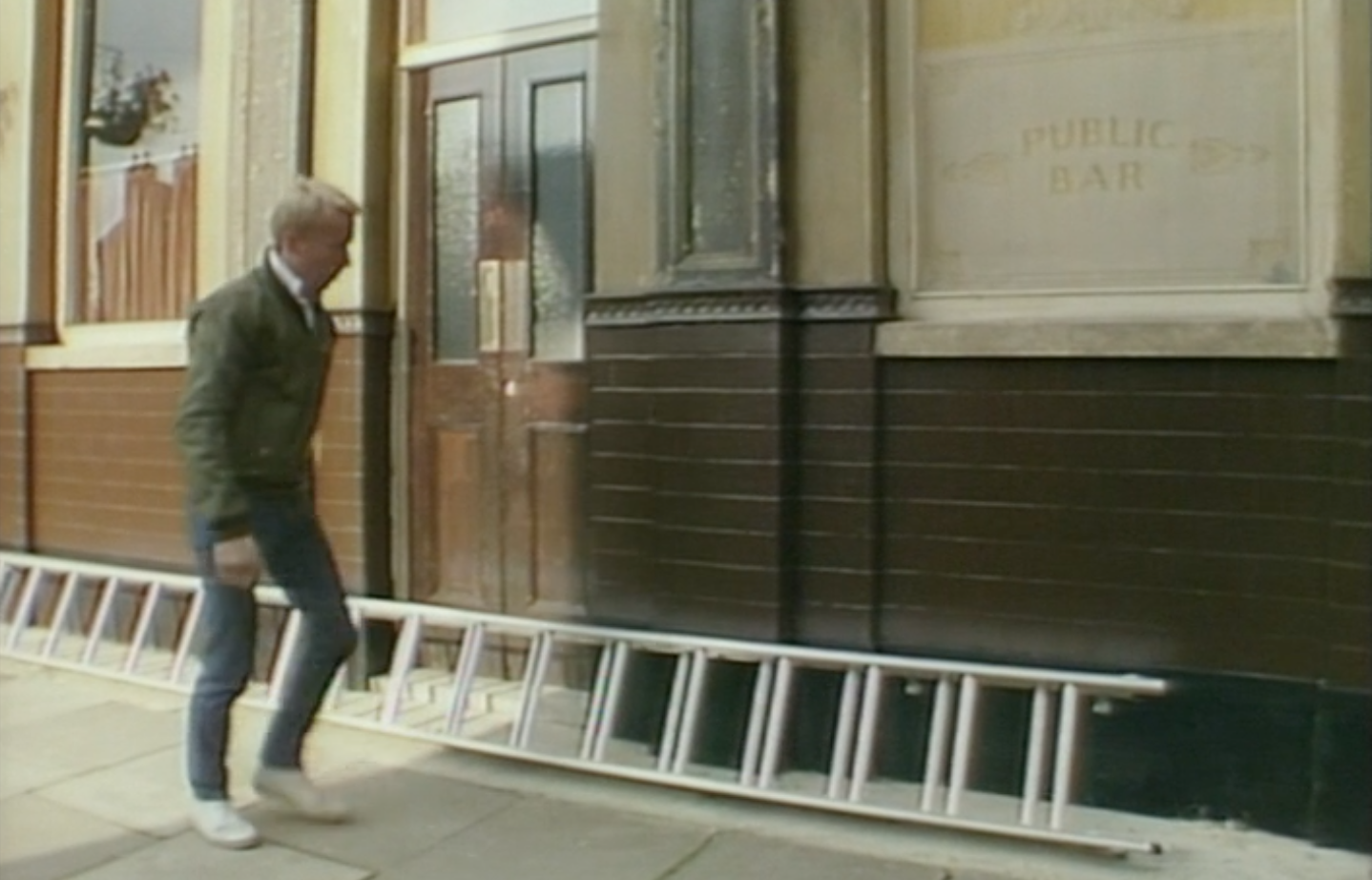 Den y Angie clásico EastEnders BBC