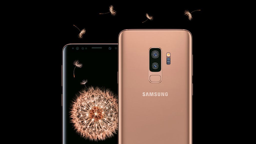 Australia wakes up to a new Sunrise Gold colour for Samsung Galaxy S9 and S9 Plus