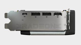 AMD RX 6900 XT IO ports
