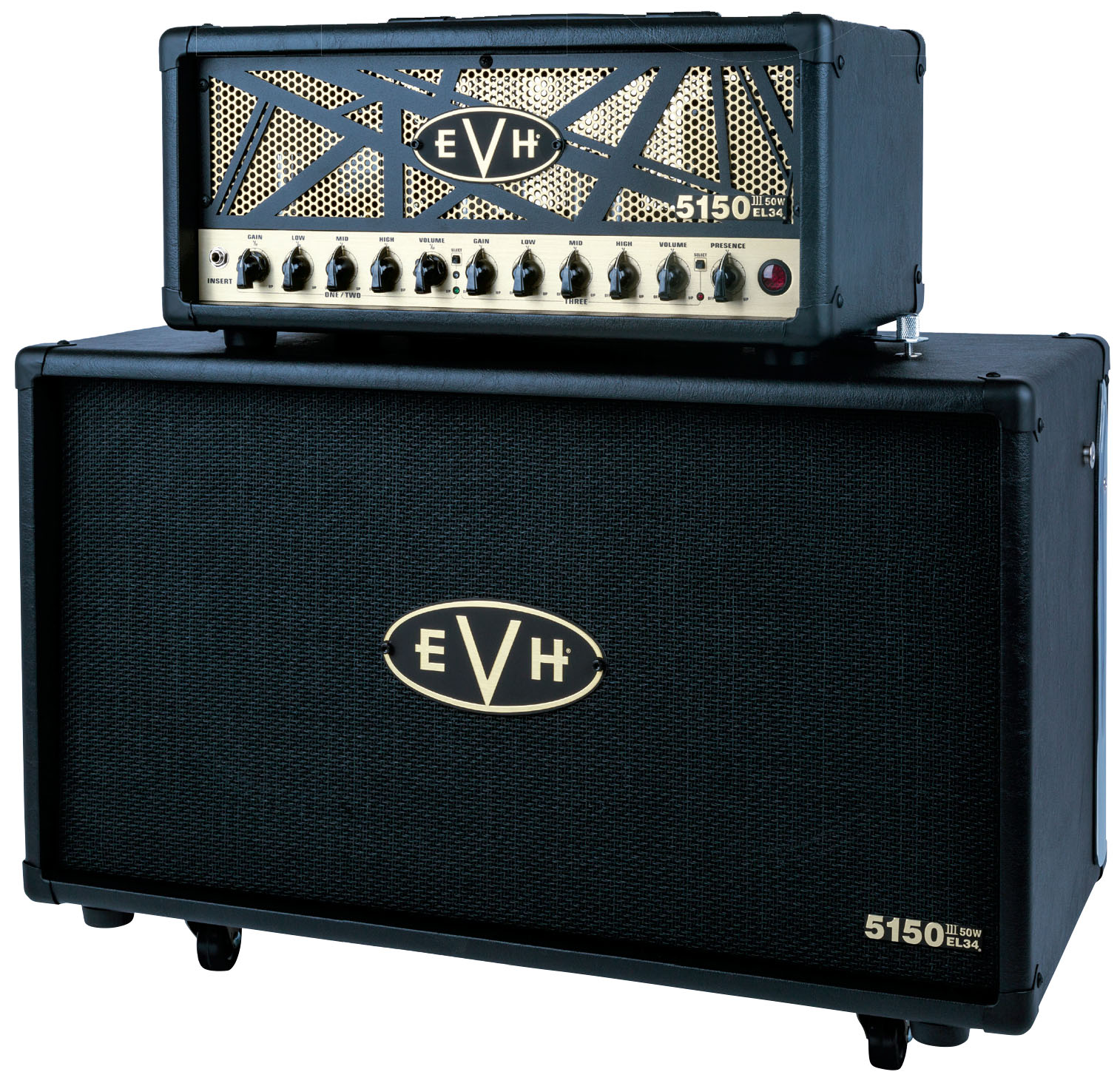 5ee1632da86 Review  EVH 5150 III 50-Watt EL34 Head