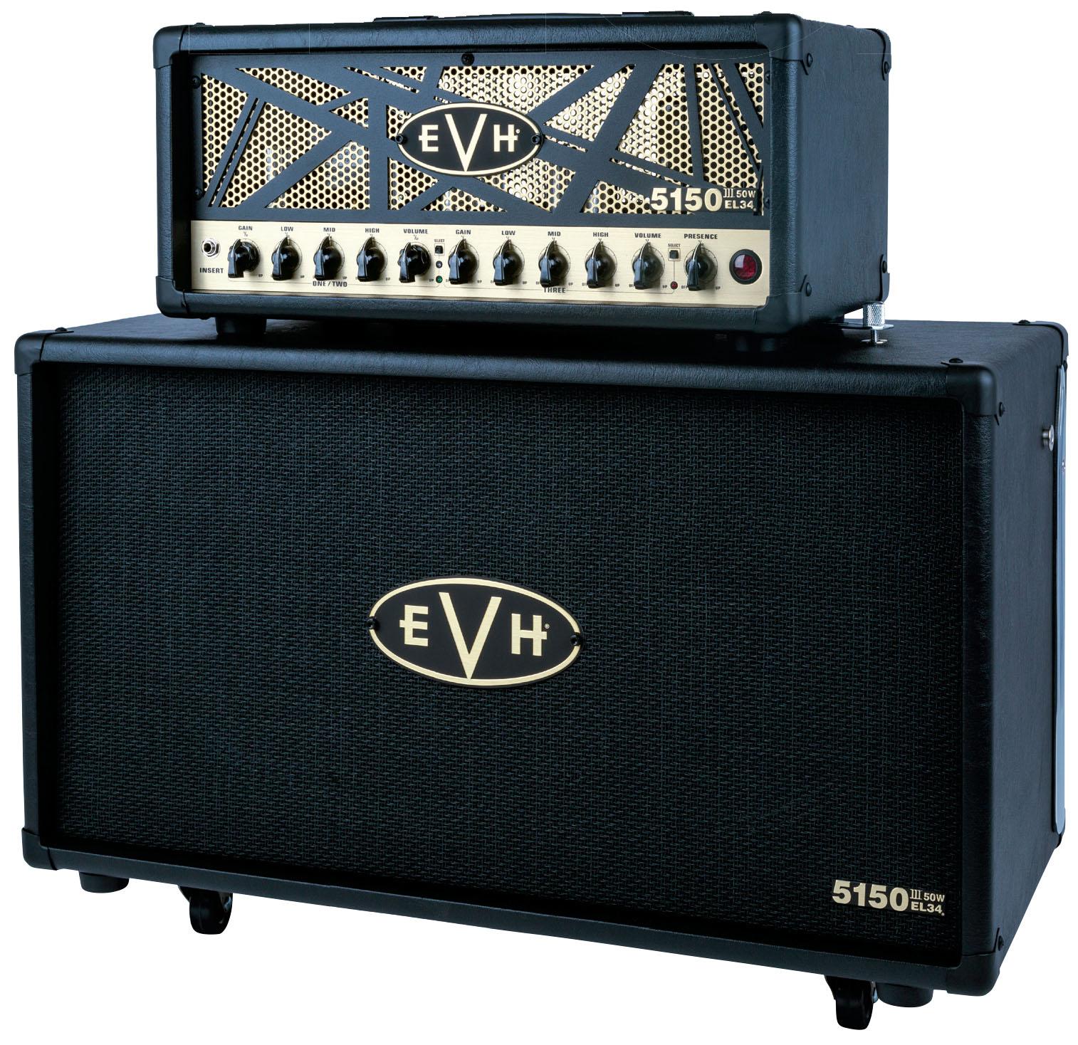 040755464fe Review  EVH 5150 III 50-Watt EL34 Head