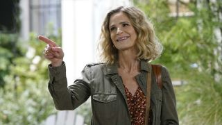 Kyra Sedgwick in ABC's 'Call Your Mother.'