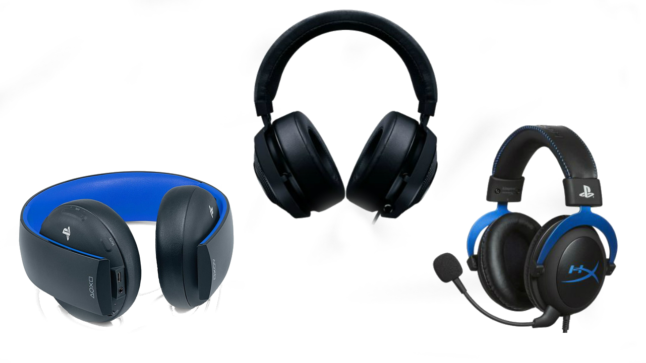 Best PS4 headsets for 2019  0b2a583e12750