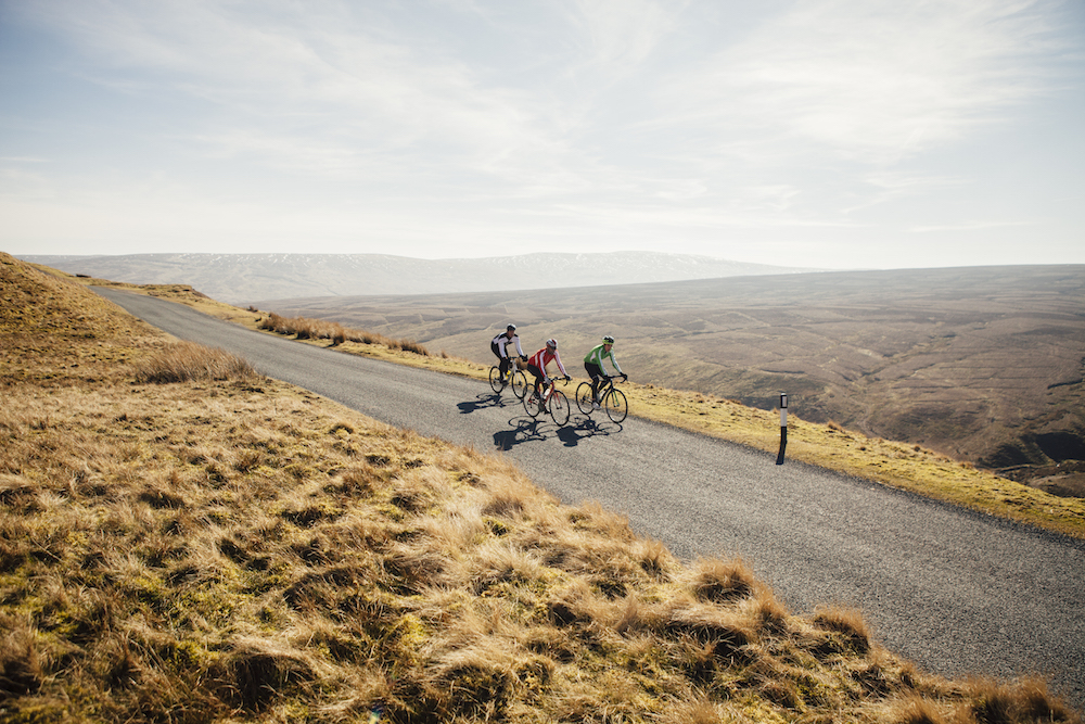 yorkshire hills sportive riding