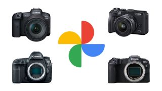 Canon cameras can now automatically backup to Google Photos