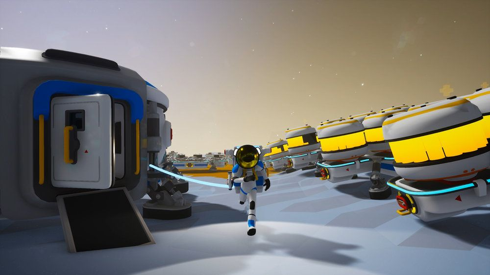 Astroneer's biggest update yet is all about building bases