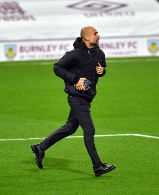 Burnley v Manchester City – Carabao Cup – Fourth Round – Turf Moor