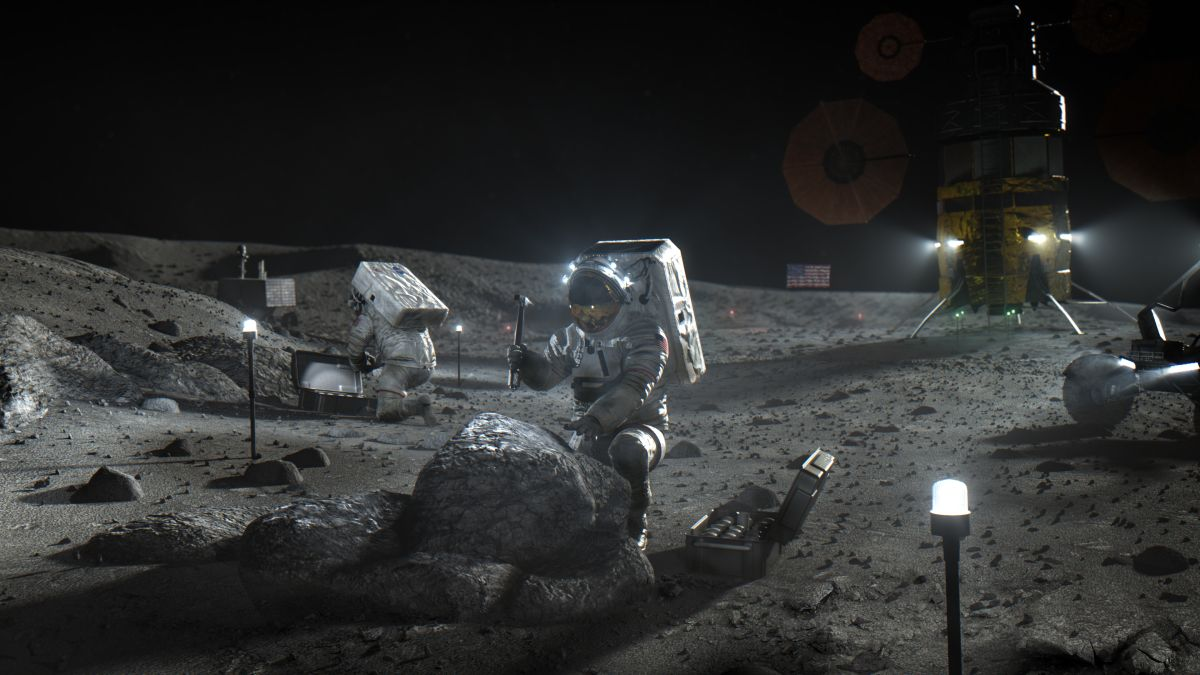 We now know exactly how much radiation astronauts will face on the moon - Space.com