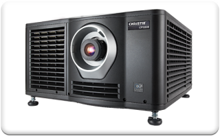 Christie Releases Small Screen Projector