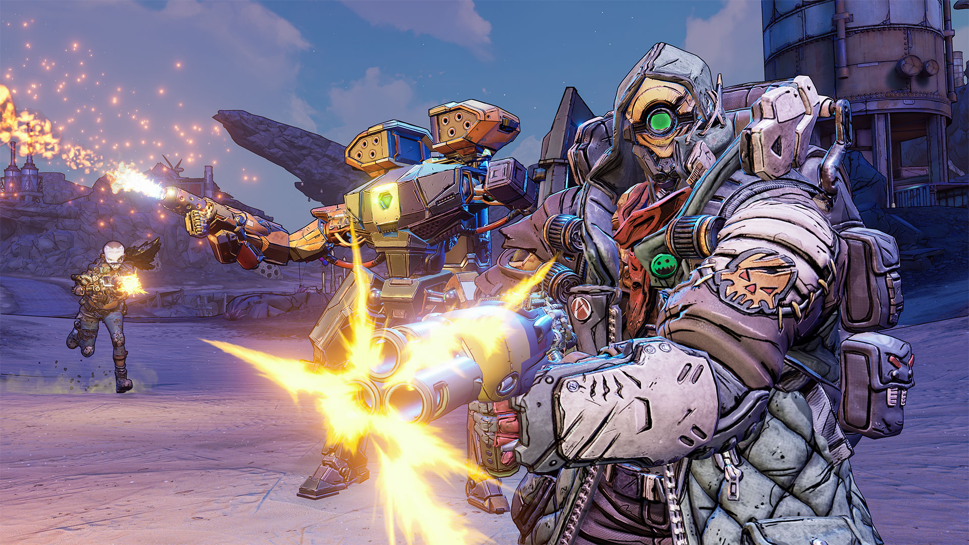 Where to find Maurice's Black Market in Borderlands 3