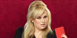 Rebel Wilson On Weight Loss, Dealing With Stress By 'Eating Donuts'