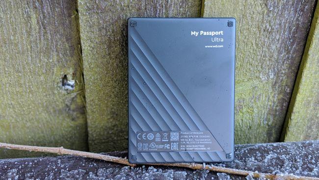 Đánh giá ổ đĩa cứng di động WD My Passport Ultra 4TB (2019