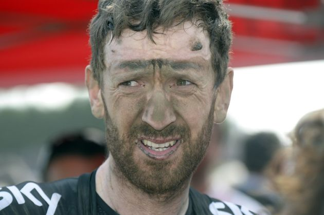 Bradley Wiggins, Paris-Roubaix 2014