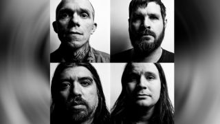 a press shot of converge