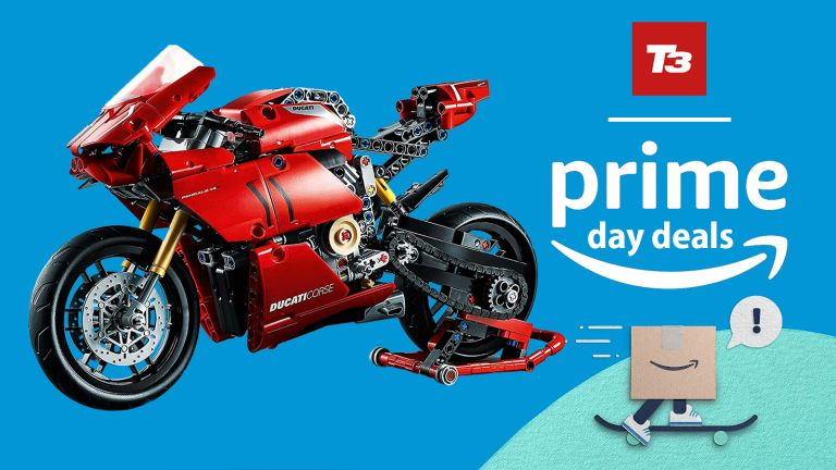 Lego Ducati Amazon Prime Day