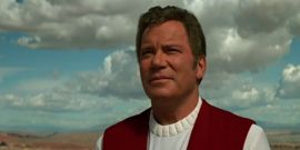 William Shatner Reveals The Only Way He Would 'Consider' Returning To Star Trek