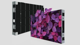 Vanguard Launches Axion Fine Pixel-Pitch Series LED Display