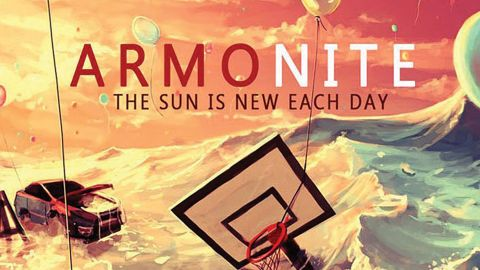 cover art for Armonite's The Sun Is New Each Day