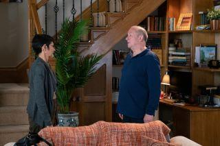 Coronation Street spoilers: Yasmeen Nazir discovers Geoff has been spying on her!