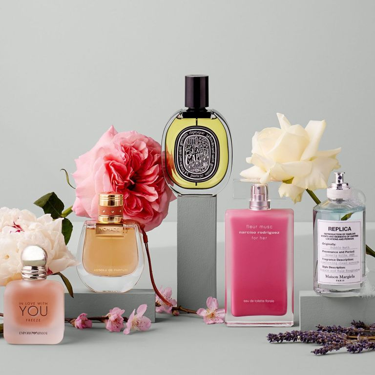 John Lewis fragrances