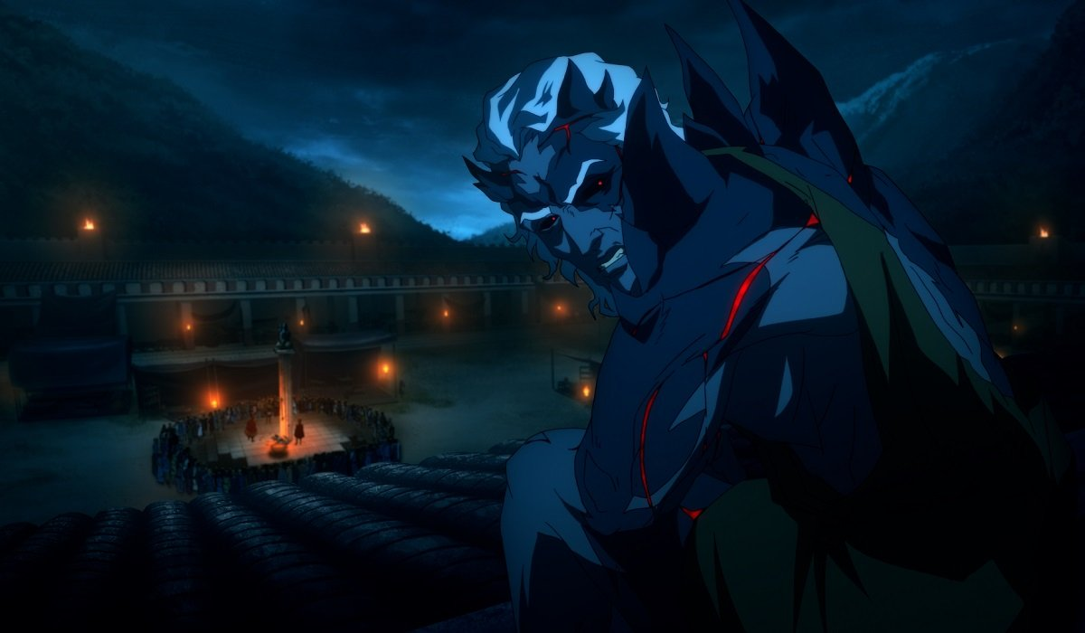 Seraphim Blood Of Zeus Netflix