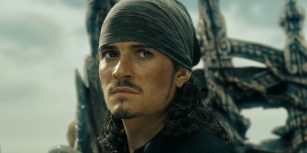 Will Turner in Pirates