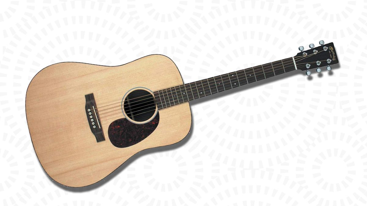 Get that famous Martin sound for under $1,000 with this insane Guitar Center deal