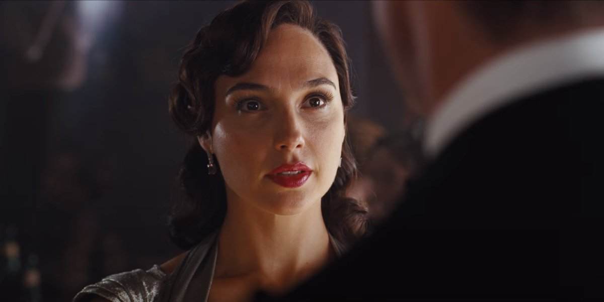 Death on the Nile Gal Gadot stunned by Armie Hammer