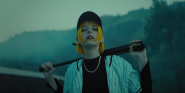 How Tessa Violet Recreated The Iconic Twilight Baseball Scene With Peter Facinelli For Her Music Video