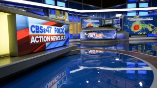 Florida CBS Affiliate Taps Advanced for TV Studio Upgrade