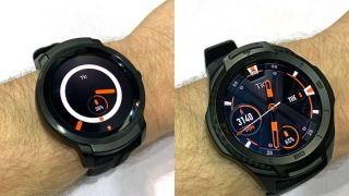 TicWatch E2 and TicWatch S2