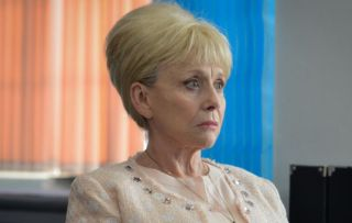 peggy mitchell, soap, 2016