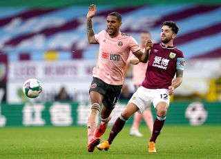 Burnley v Sheffield United – Carabao Cup – Second Round – Turf Moor