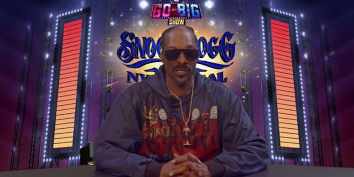 Snoop Dogg - Go-Big Show