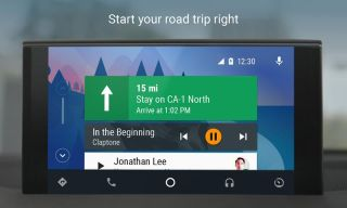 a starter 39 s manual for android auto techradar. Black Bedroom Furniture Sets. Home Design Ideas