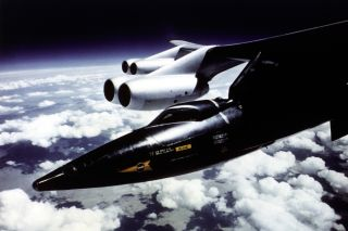 space history, NASA, unique aircraft