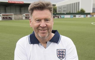 Chris Waddle: We used to have a full English breakfast before the match!