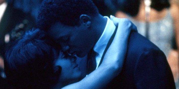 Will Smith and Jada Pinkett Smith in Ali