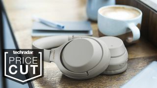 Sony WH1000XM3 noise canceling headphones price cut