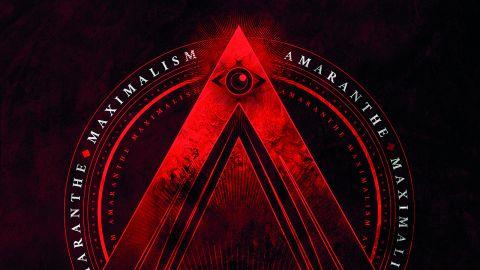 Amaranthe album cover