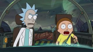 New movies and TV shows: Rick and Morty
