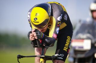 National Championships Netherlands 2021 - Men Time Trial - 16/06/2021 - Tom Dumoulin (NED - Jumbo - Visma) - photo Davy Rietbergen/CV/BettiniPhoto©2021
