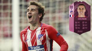 Antoine Griezmann FUTTIES FIFA 18