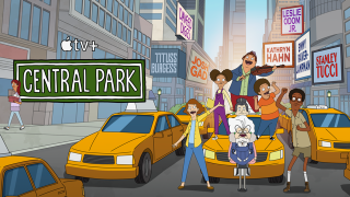 Central Park Apple TV Plus