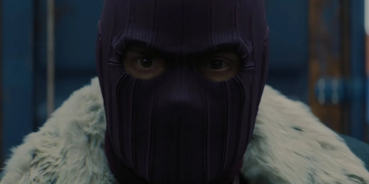 Daniel Bruhl as Baron Helmut Zemo on The Falcon and the Winter Soldier
