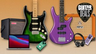 These 17 outstanding Prime Day guitar deals are still live – electric guitars, acoustics, pedals, amps and more